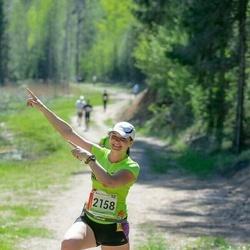 36. Tartu Maastikumaraton - Margit Edvand (2158)