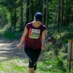 36. Tartu Maastikumaraton - Annet Muru (2098)