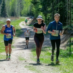 36. Tartu Maastikumaraton - Tarvo Kapp (116), Aron-Sven Kilk (1379), Anete Aasmäe (2124)