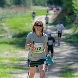 36. Tartu Maastikumaraton - Annika Aas (2701)