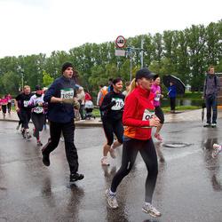 PAF Tartu Olümpiajooks - Aare Tinn (441), Eha Kanarbik (667), Kalev Normak (1094)