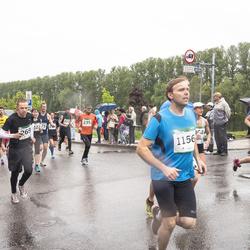 PAF Tartu Olümpiajooks - Aarne Luud (235), Tristan Mooney (269), Peedu Sula (1156)