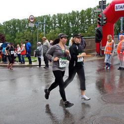 PAF Tartu Olümpiajooks - Anni Leiger (994)