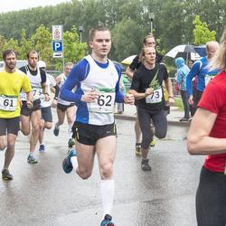 PAF Tartu Olümpiajooks - Meelis Nõmm (61), Indrek Ots (62), Kaupo Pilder (73), Annika Vaher (125)
