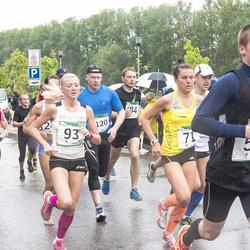 PAF Tartu Olümpiajooks - Tanel Kaseorg (56), Grete Tõnne (93), Annika Vaher (125)
