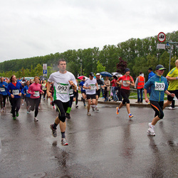PAF Tartu Olümpiajooks - Janek Jakoby (831), Maris Saar (893), Ülar Lehiste (992)