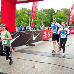 PAF Tartu Olümpiajooks - Ergo Leibak (993), Anni Leiger (994), Krista Rohtmets (1091)