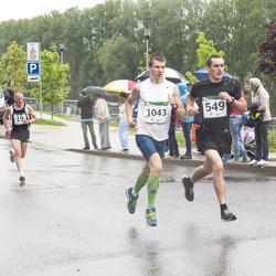 PAF Tartu Olümpiajooks - Ago Veilberg (19), Anti Puustus (549), Martin Volt (1043)