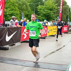 PAF Tartu Olümpiajooks - Aare Treier (570)