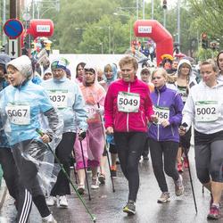 PAF Tartu Olümpiajooks - Evelyn Newley (5002), Reet Uibo (5049), Merike Luts (5067), Maili Ainsalu (5079), Maria Bedrit (5102)