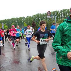 PAF Tartu Olümpiajooks - Järvi Valter (400)