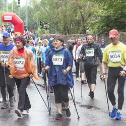 PAF Tartu Olümpiajooks - Viktor Ilves (5014), Priit Pärnapuu (5025), Helgi Mäe (5072), Annika Rull (5073)