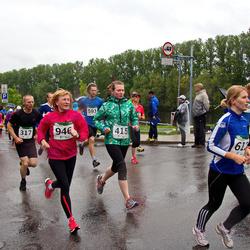 PAF Tartu Olümpiajooks - Margus Ibis (317), Berit Pilden (415), Jana Balodis (946)