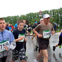 PAF Tartu Olümpiajooks - Janar Maiste (759), Bruno Münter (1008)
