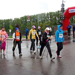 PAF Tartu Olümpiajooks - Anneli Kangur (5038), Heidi Põder (5053), Christel Umal (5057), Tuulike Tähiste-Politanov (5060)