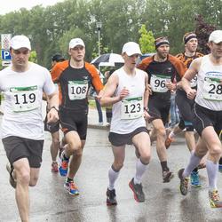 PAF Tartu Olümpiajooks - Alar Savastver (28), Arne Türkson (96), Andres Juursalu (108), Jaak Viitmann (119), Karol Keskküla (123)