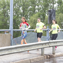PAF Tartu Olümpiajooks - Katre Kalk (249), Arno Sibul (250), Nele Laev (1115)