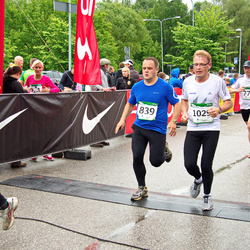 PAF Tartu Olümpiajooks - Teet Soomre (772), Aron Mitt (839), Andres Koitmäe (868), Veiko Pärn (1029)