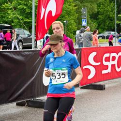 PAF Tartu Olümpiajooks - Angelina Valk (535)
