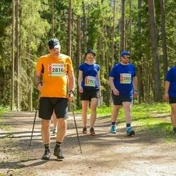 36. Tartu Maastikumaraton - Marko Lõuk (2805), Arne Merilai (2816), Jane Veski (2923), Peeter Änilane (2927)