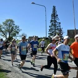 36. Tartu Maastikumaraton - Rauno Leskov (1578), Ago Käis (1604), Toomas Türn (1789)