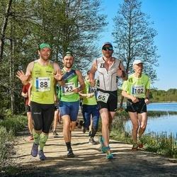 36. Tartu Maastikumaraton - Björn Puna (23), Ott Pärna (65), Kristjan Sahtel (88)