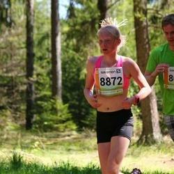 36. Tartu Maastikumaraton - Martin Rakver (8624), Anni Lii Unn (8872)