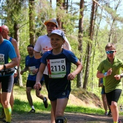 36. Tartu Maastikumaraton - Adrian Luha (2119)