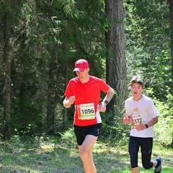 36. Tartu Maastikumaraton - Artur Rauk (1096), Hans Leonhard Kõrgesaar (2177)