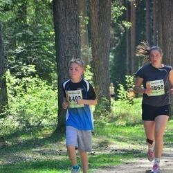 36. Tartu Maastikumaraton - Rasmus Hannes Müürsepp (8491), Anna Ulst (8868)