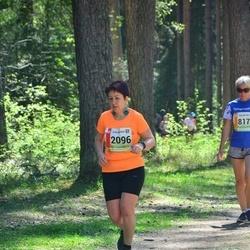 36. Tartu Maastikumaraton - Agnes Siniorg (2096)