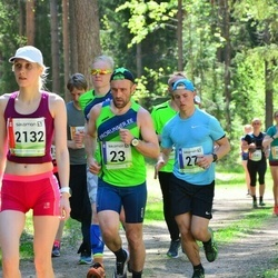36. Tartu Maastikumaraton - Björn Puna (23), Hendrik Rull (27)