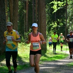 36. Tartu Maastikumaraton - Annika Vaiksaar (8889)