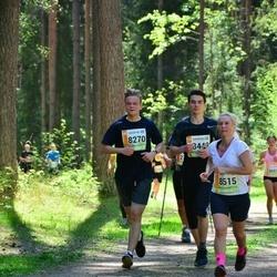 36. Tartu Maastikumaraton - Andras Korotkov (8270), Terje Odamus (8515)