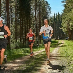 36. Tartu Maastikumaraton - Mart Kelk (1123), Bill Egginton (1407)