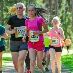 36. Tartu Maastikumaraton - Berit Lille (8387), Virgi Ülpri (8947)