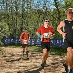 36. Tartu Maastikumaraton - Arto Tõnnis (2043), Jaan Rakaselg (2193)