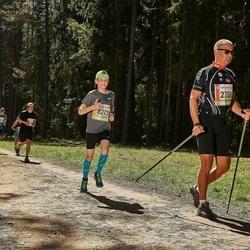 36. Tartu Maastikumaraton - Kaimar Kollom (2758), Chris Marcus Krahv (8273)