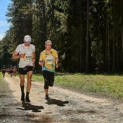 36. Tartu Maastikumaraton - Aare Einsoo (8063), Aivar Kudak (8283)
