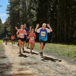 36. Tartu Maastikumaraton - Katrin Kurvits (8300), Adrian Blake (8956)