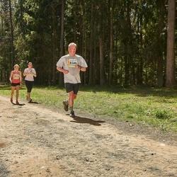 36. Tartu Maastikumaraton - Tatiana Sviridova (51), Agur Lehis (8346)