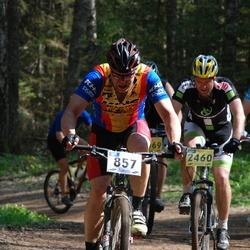 16. Tallinna Rattamaraton - Jüri Mets (857), Tarmo Gutmann (2453), Alver Pupart (2460)