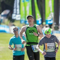 36. Tartu Maastikumaraton - Janno Greenbaum (57), Chris Marcus Krahv (8273)