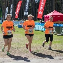 36. Tartu Maastikumaraton - Brigitta Mõttus (8475), Maichl Suur (8750)