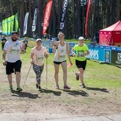 36. Tartu Maastikumaraton - Maris Aagver (160), Sigrid Butlers (9412), Silver Butlers (9413), Asti Kuuse (9532)