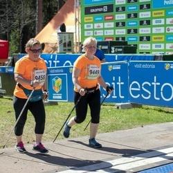 36. Tartu Maastikumaraton - Annika Jansikene (9449), Hilju Josua (9458)