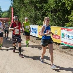 36. Tartu Maastikumaraton - Kaido Orgulas (14), Ander Adel (2001), Kristjan Kenapea (2264)
