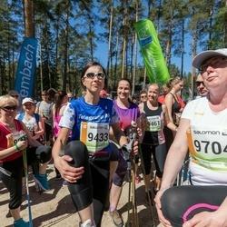 36. Tartu Maastikumaraton - Anu Heier (9433), Anneli Rumm (9704)