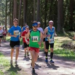 36. Tartu Maastikumaraton - Kristo Tuvi (68), Kaido Peiker (8414), Markus Palatu (8544), Anna Semenas (8720)