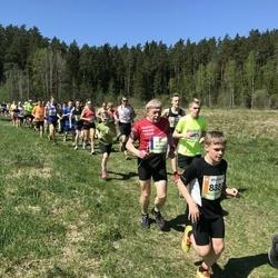 36. Tartu Maastikumaraton - Björn Puna (23), Tauri Lill (8383)